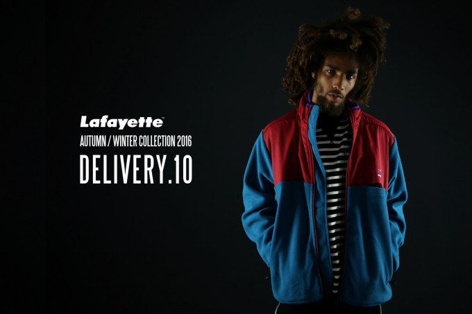 Lafayette 2016 AUTUMN/WINTER COLLECTION – DELIVERY.10