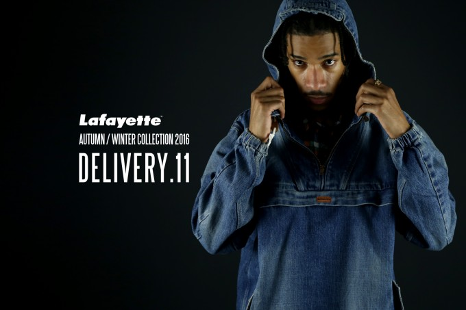 Lafayette 2016 AUTUMN/WINTER COLLECTION – DELIVERY.11