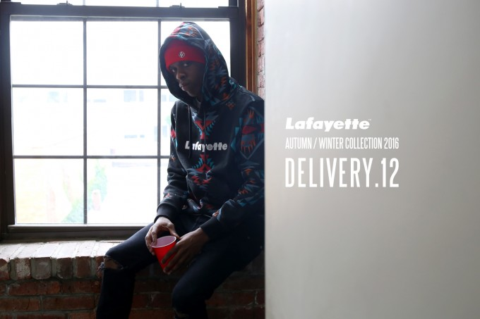 Lafayette 2016 AUTUMN/WINTER COLLECTION – DELIVERY.12
