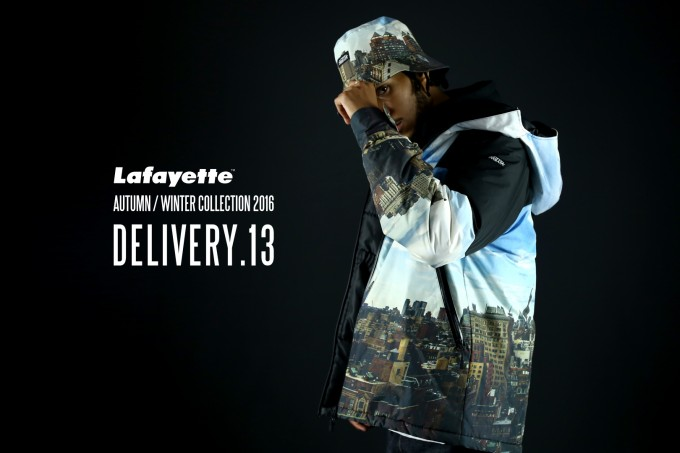 Lafayette 2016 AUTUMN/WINTER COLLECTION – DELIVERY.13