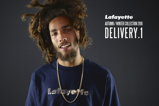 Lafayette 2016 AUTUMN/WINTER COLLECTION – DELIVERY.1