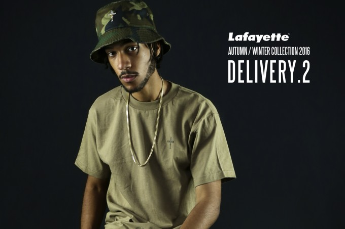 Lafayette 2016 AUTUMN/WINTER COLLECTION – DELIVERY.2
