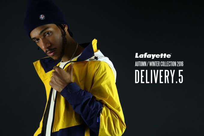 Lafayette 2016 AUTUMN/WINTER COLLECTION – DELIVERY.5