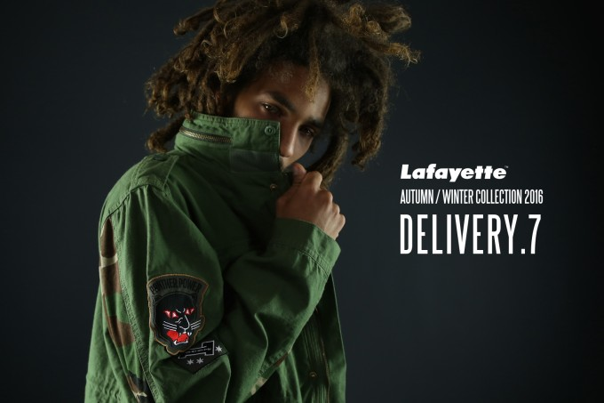 Lafayette 2016 AUTUMN/WINTER COLLECTION – DELIVERY.7