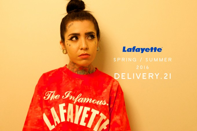 Lafayette Spring/Summer Collection 2016 DELIVERY.21