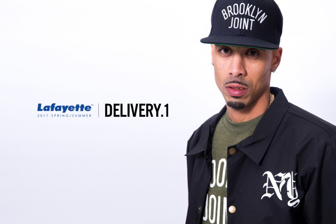 Lafayette 2017 SPRING/SUMMER COLLECTION – DELIVERY.1