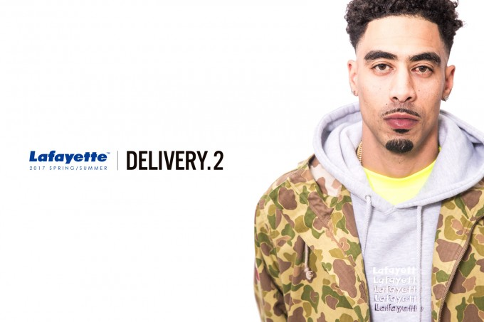 Lafayette 2017 SPRING/SUMMER COLLECTION – DELIVERY.2