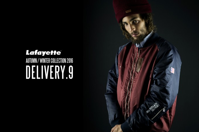Lafayette 2016 AUTUMN/WINTER COLLECTION – DELIVERY.9