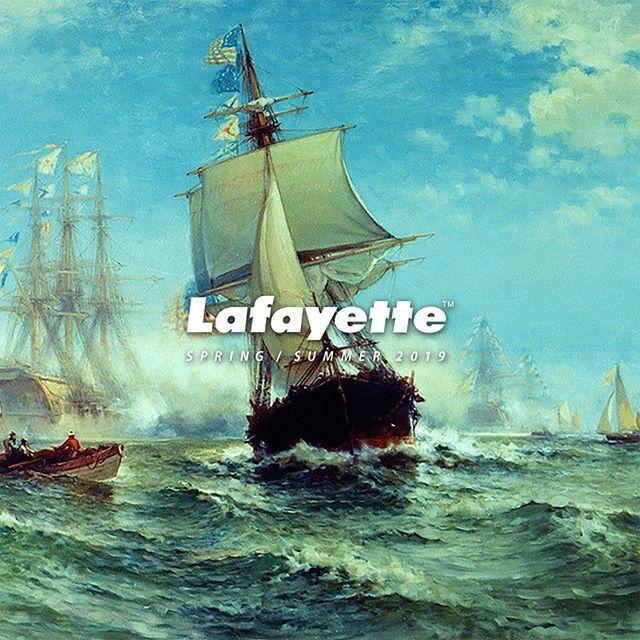 Lafayette Spring/Summer 2019.