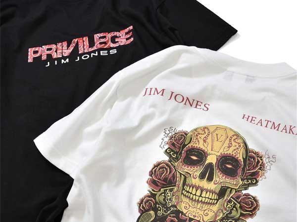 PRIVILEGE × JIM JONES EL CAPO TEE image